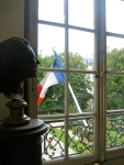 Window in the Rodin Museum